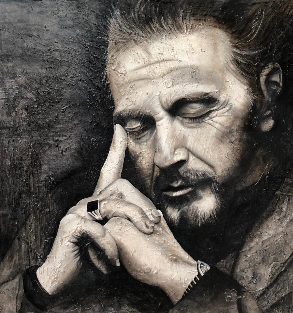 Al Pacino, The Godfather (150 x 150)